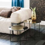 Cattelan Italia Vinyl Coffee Table