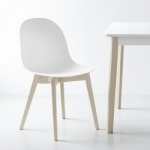 Connubia Calligaris Academy Chair Wood Legs