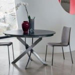 Bontempi Casa Barone Extending Table