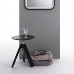 Bontempi Casa Basalto Side Table
