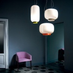 Foscarini Chouchin Reverse Suspension Light