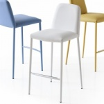 Connubia Calligaris Club Bar Stool