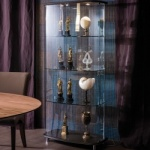 Cattelan Italia Concerto Display Cabinet