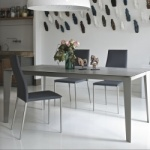 Bontempi Casa Cruz Extendable Table