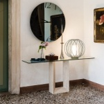 Cattelan Italia Diapason Console Table