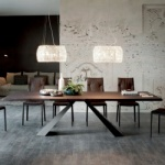 Cattelan Italia Eliot Wood Table