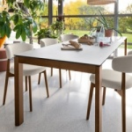 Connubia Calligaris Eminence Ceramic Table