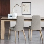 Calligaris etoile chair metal legs - Calligaris balances ...