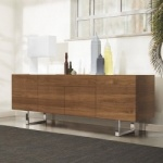 Calligaris sipario 2 door 3 drawer sideboard - Calligaris balances ...