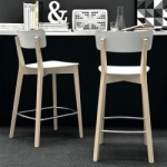 Connubia Calligaris Jelly Bar Stool