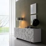 Cattelan Italia Labyrinth 3 Door Sideboard