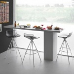 Connubia Calligaris Led Bar Stool