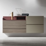 Edge Medium Floating Sideboard
