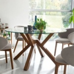 Connubia Calligaris Mikado Round Table