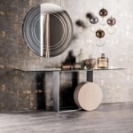 Cattelan Italia Museum Console Table