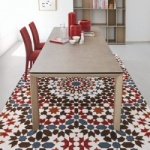 Calligaris Omnia Ceramic Extendable Table