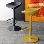 Calligaris Palm Gaslift Bar Stool