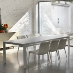Bontempi Casa Pascal Extending Table