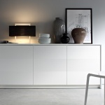 Calligaris Password 3 Door Sideboard
