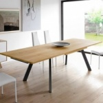 Calligaris Ponente Wood Table
