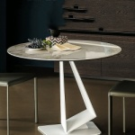 Cattelan Italia Roger Keramik Table