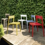 Calligaris Skin Outdoor Chair