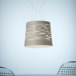 Foscarini Tress Grande Suspension Light