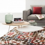 Calligaris Tweet Coffee Table Duo