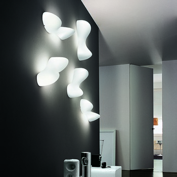 Foscarini Blob S Wall Light