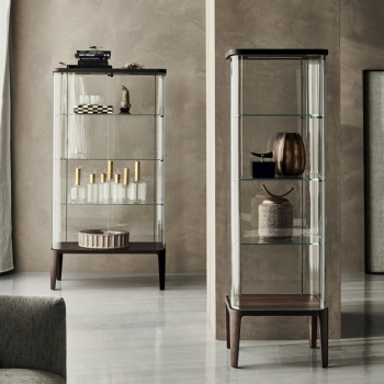 Cattelan Italia Chantal Display Cabinet