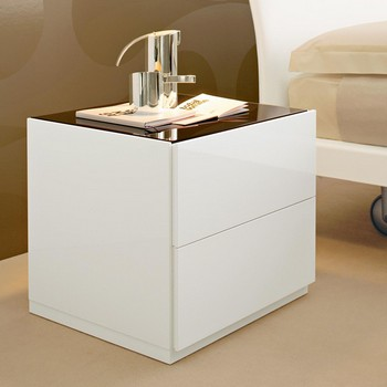 Calligaris City Bedside Table