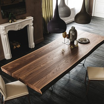 Cattelan Italia Gordon Deep Wood Table