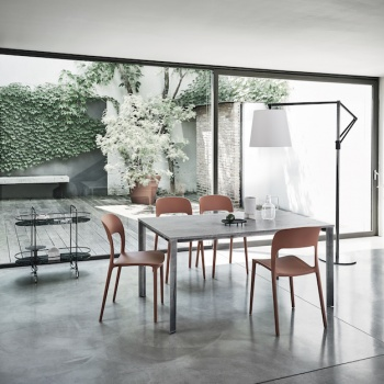 Bontempi Casa Dublino Extending Table