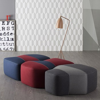 Bonaldo Earth Wind Fire Pouf
