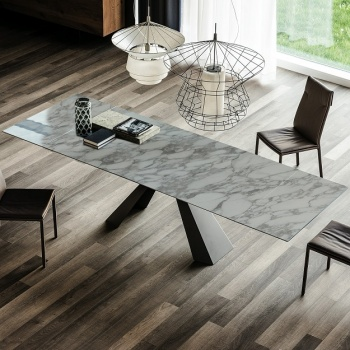 Cattelan Italia Eliot Keramik Drive Table