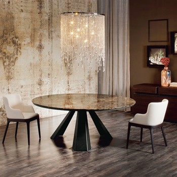 Cattelan Italia Eliot Keramik Round Table
