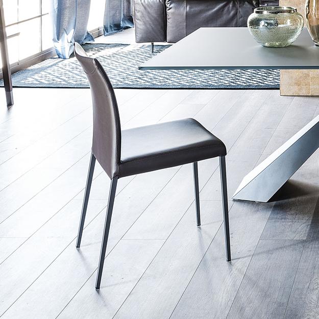 cattelan italia anna chair. Black Bedroom Furniture Sets. Home Design Ideas