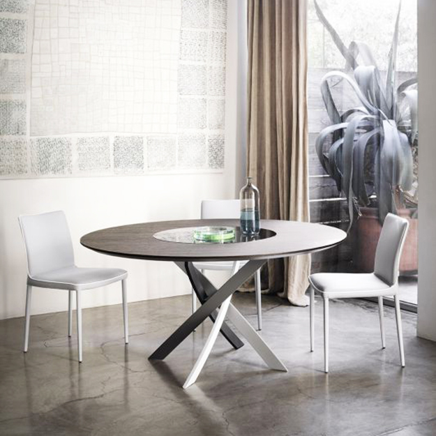 Bontempi Casa Barone Ring Table