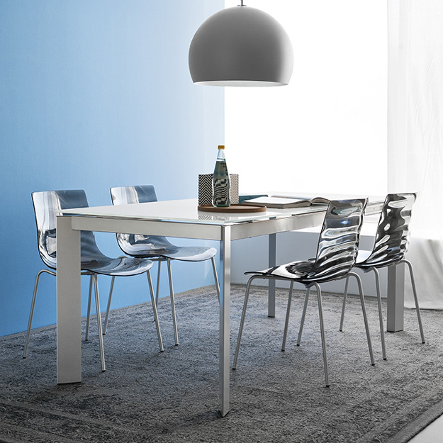Connubia calligaris baron table for Calligaris baron