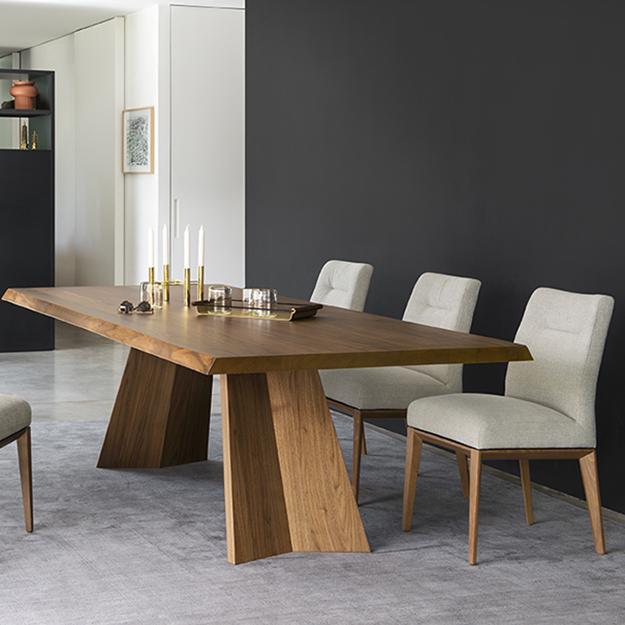 Calligaris Icaro Wood Table