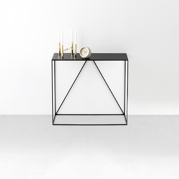 Calligaris Consolle Enter.Calligaris Thin Console Table