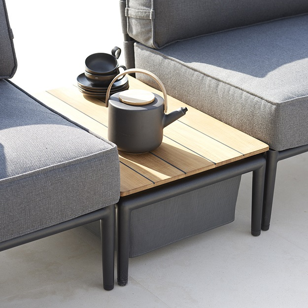 Cane Line Conic Box Coffee Table