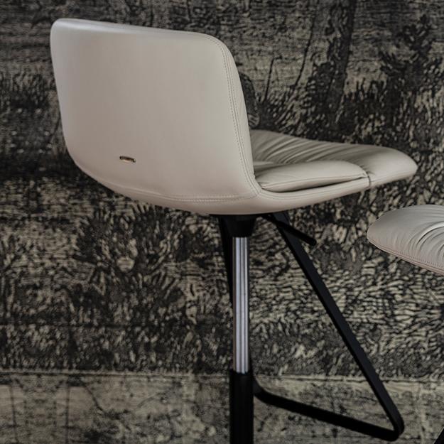 Sensational Cattelan Italia Axel Bar Stool Andrewgaddart Wooden Chair Designs For Living Room Andrewgaddartcom