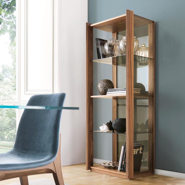 Pacini Cappellini Bay Display Cabinet, Modern Display Cabinet