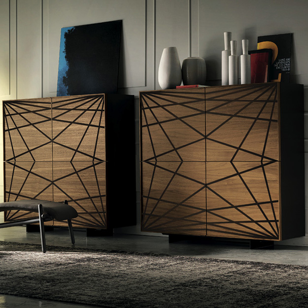 cattelan italia webber sideboard. Black Bedroom Furniture Sets. Home Design Ideas