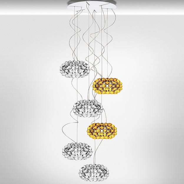 Foscarini Caboche Suspension Cluster