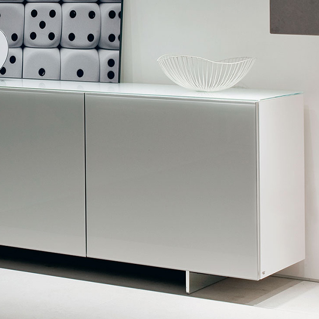 cattelan italia futura 2 door sideboard. Black Bedroom Furniture Sets. Home Design Ideas