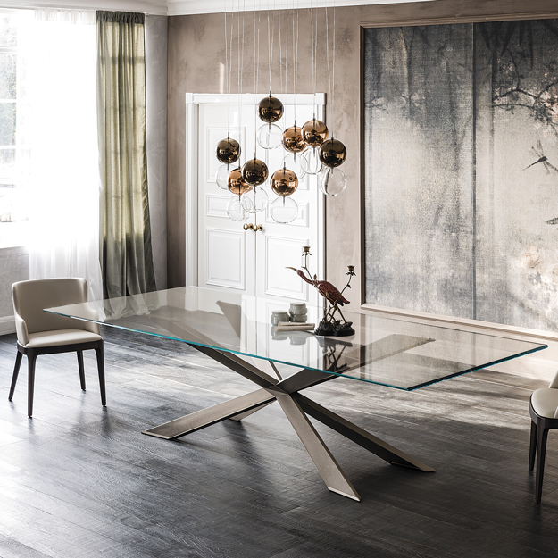 Cattelan Italia Spyder Table - Stylish-dining-rooms-from-cattelan-italia