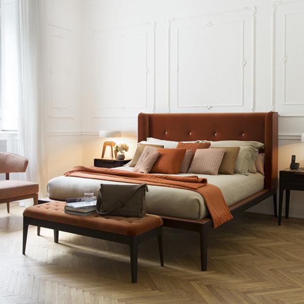 porada ziggy bed. Black Bedroom Furniture Sets. Home Design Ideas