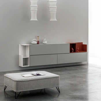 Edge Large Floating Sideboard